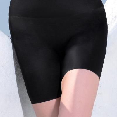 顏Audrey-魔塑美體 長型修飾束褲(黑色)
