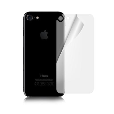 魔力 iPhone 8 4.7吋 背面高透光抗刮螢幕保護貼(專屬背面使用)-非滿版
