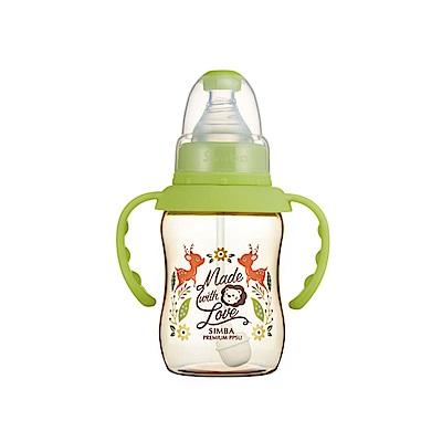 小獅王辛巴 桃樂絲PPSU自動把手標準葫蘆小奶瓶(150ml)