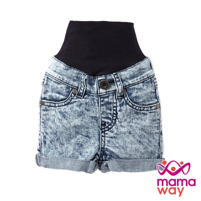 Mamaway Baby雪花短褲(共二色)
