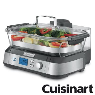 美膳雅Cuisinart-美味蒸鮮鍋-蒸鍋-STM