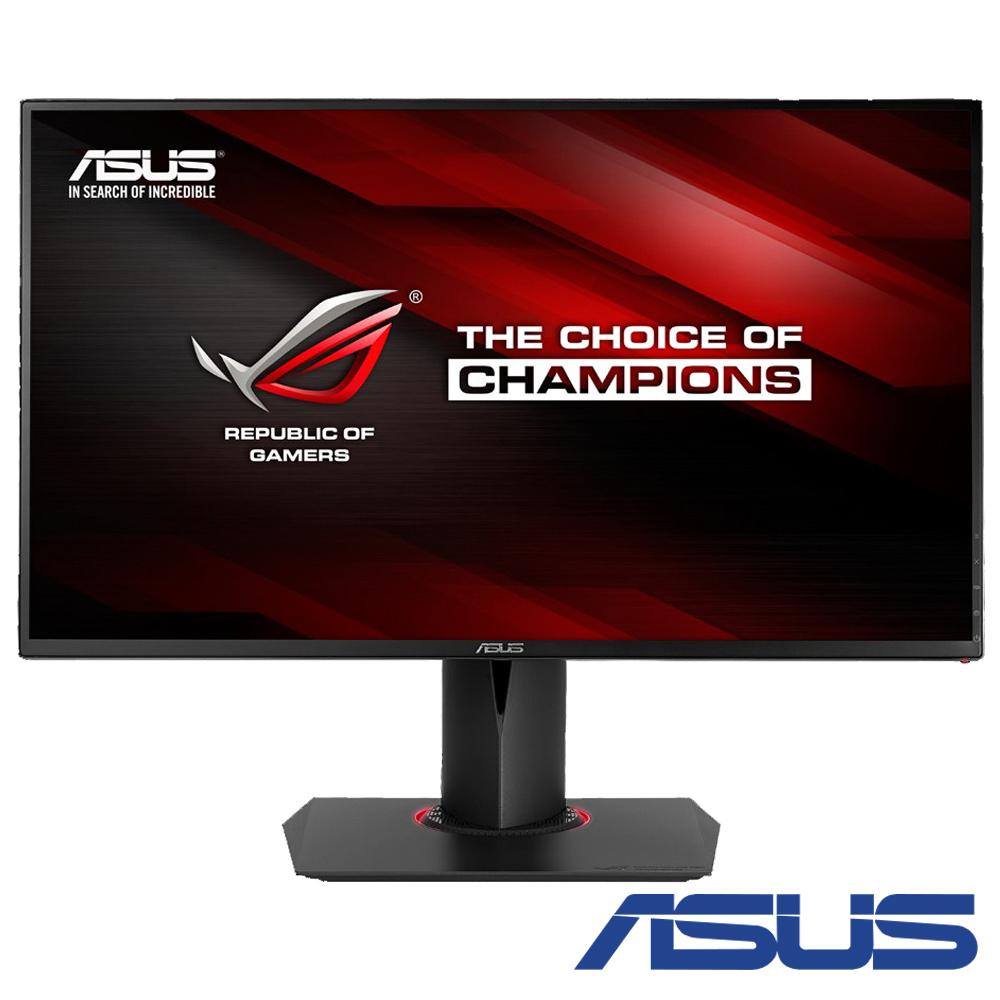 ASUS ROG PG278Q 27型 WQHD 薄邊框電競電腦螢幕