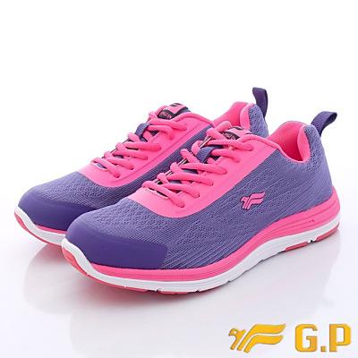 GP運動-超輕量運動款7521W-41紫色(女段)