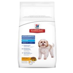 希爾思 熟齡犬活力長壽配方(小顆粒) 8kg1入