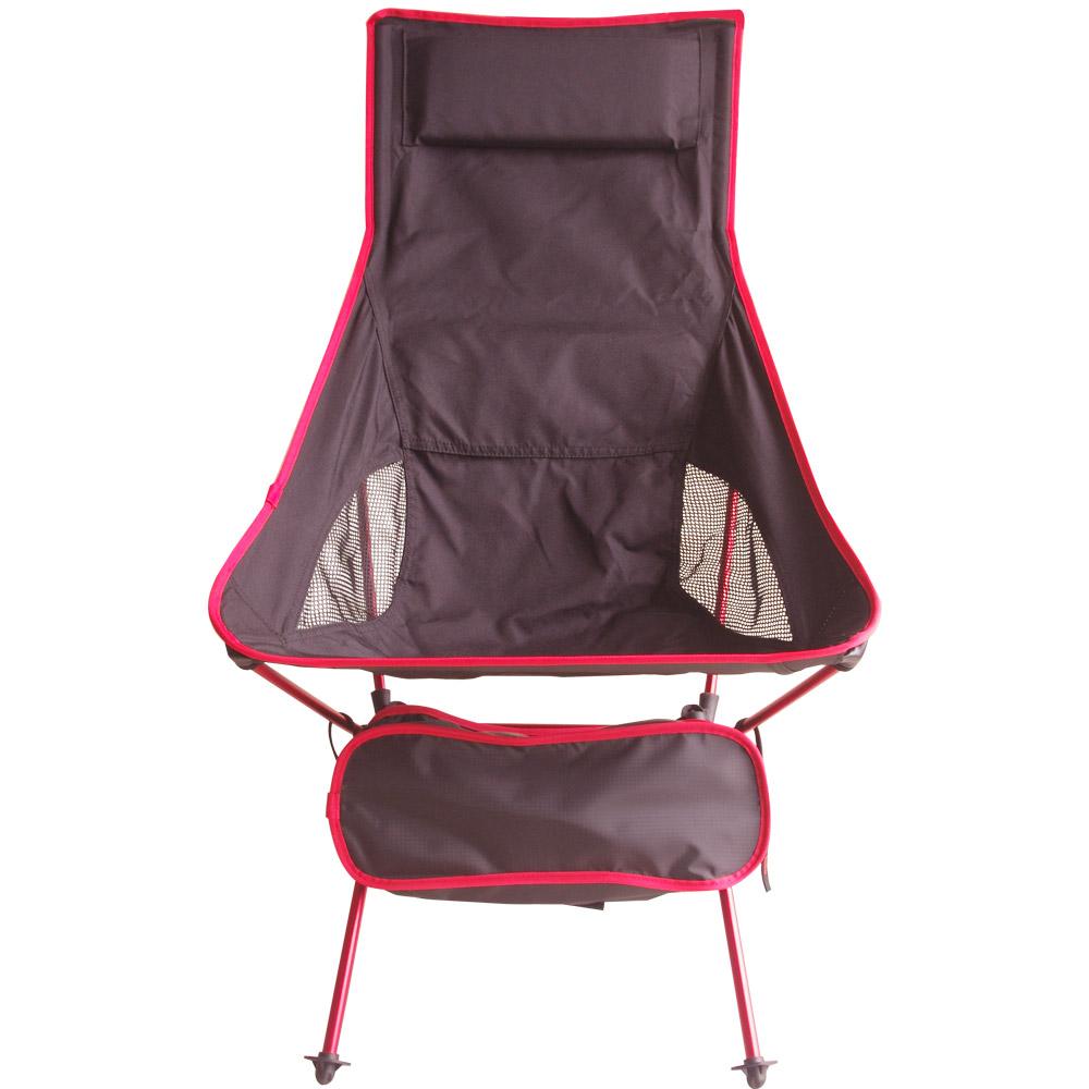 航空鋁合金 摺疊躺椅一個