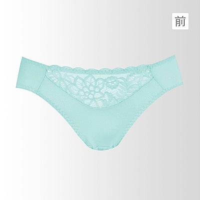 蕾黛絲-超值嚴選異國風情搭配低腰內褲M-EL(天使藍)
