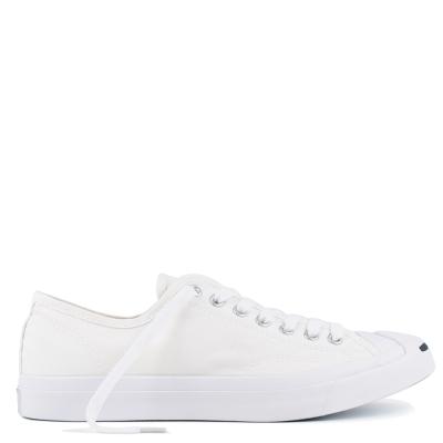 CONVERSE-女休閒鞋1Q698-白
