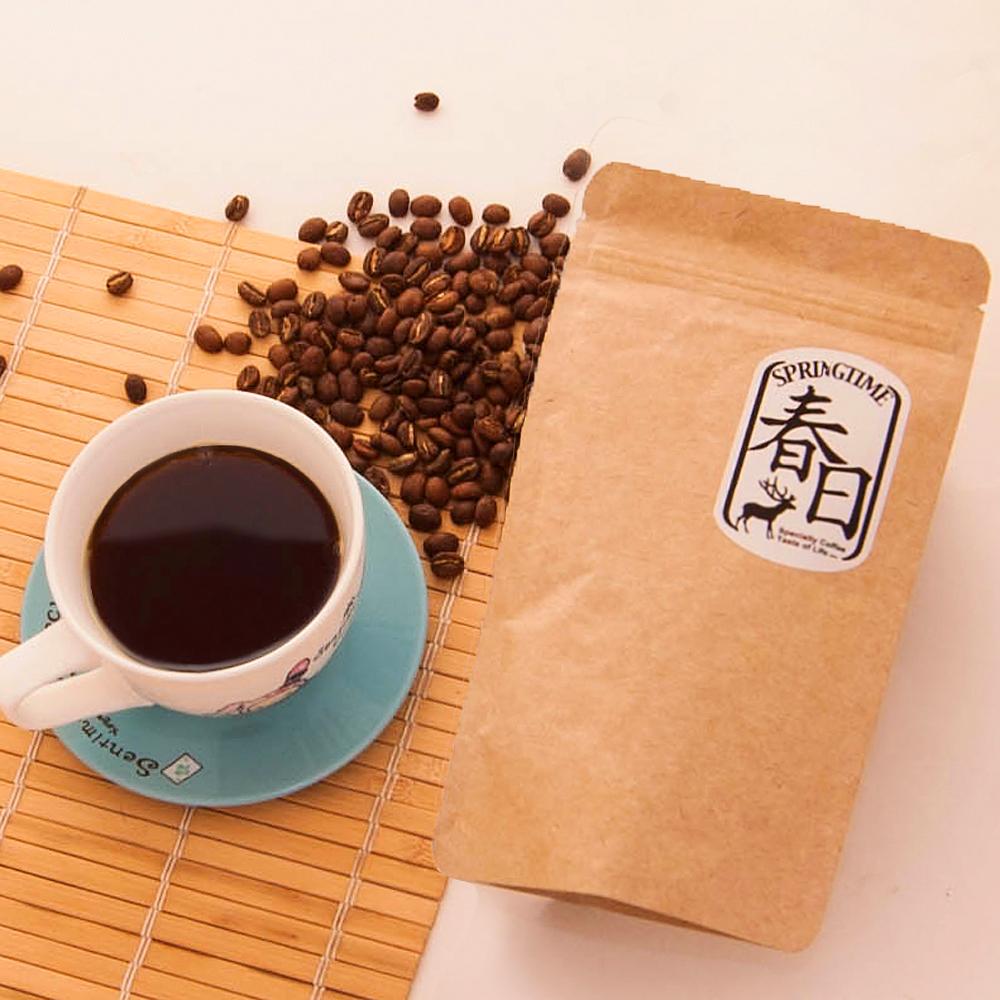 春日咖啡-耶加雪菲 艾瑞嘉 G1 莊園豆半磅