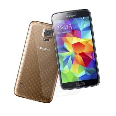 D&A Samsung Galaxy S5日本頂級HC螢幕保護貼(鏡面抗...