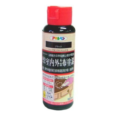 日本製油性室內外布塗漆90ML (8色)