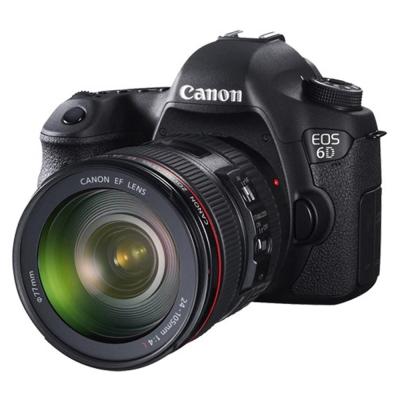Canon EOS 6D+24-105mmF4L(中文平輸)