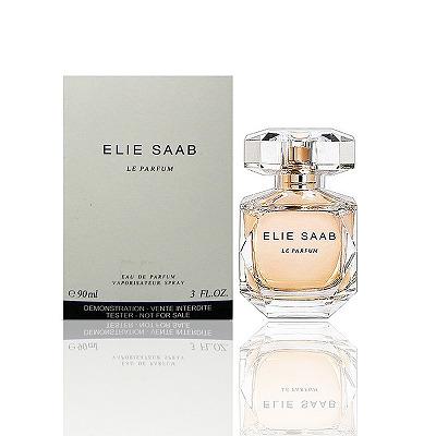 Elie Saab Le Parfum 同名女性淡香精 90ml Tester
