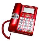 SANLUX 台灣三洋 來電顯示有線電話機 TEL-837