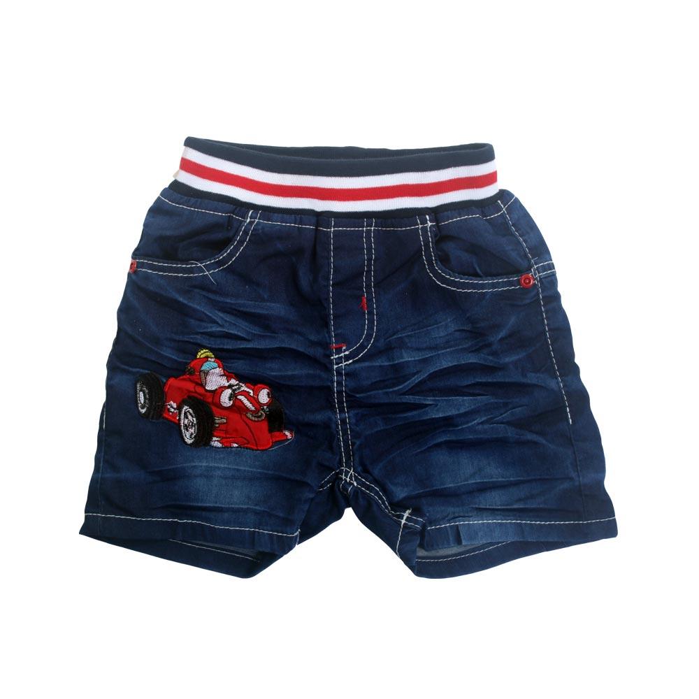 魔法Baby 夏季牛仔短褲 k40500