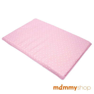 媽咪小站-嬰兒乳膠多功能平枕 (粉)
