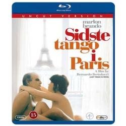 巴黎最後探戈 Last Tango in Paris 藍光 BD
