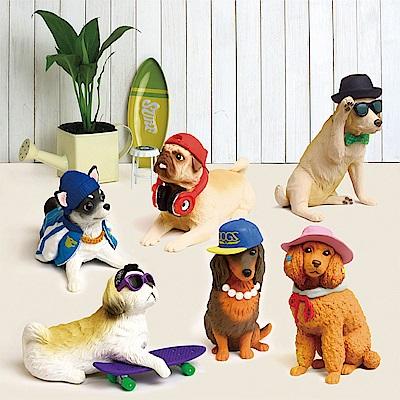Ryan s Favorite Dog嘻哈寵物狗(兩入隨機款)