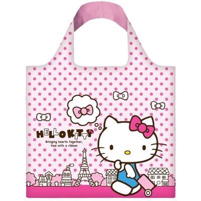 LOQI 春捲包 - Hello Kitty 巴黎鐵塔