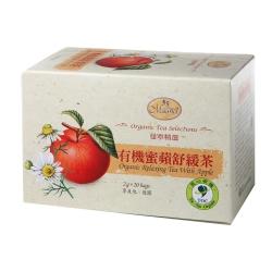 曼寧 有機蜜蘋舒緩茶(2gx20入)