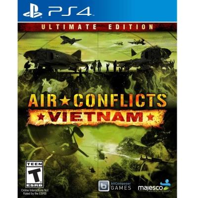 藍天對決:越南戰爭 終極版 AIR CONFLICTS-PS4英文美版