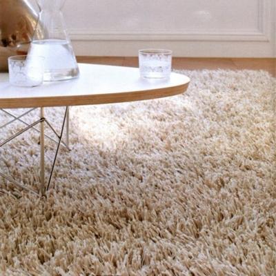 范登伯格 - 鑽石 亮澤長毛地毯 - 淺棕 ( 160  x  230 cm)