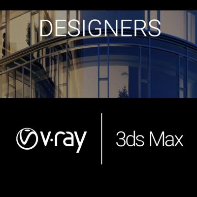 V-Ray for 3dmax 商業版 (授權)