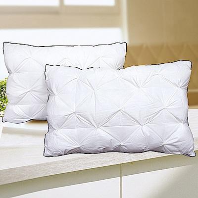 多利寶寢具 法式手工輕柔透氣雲絲枕(2入)