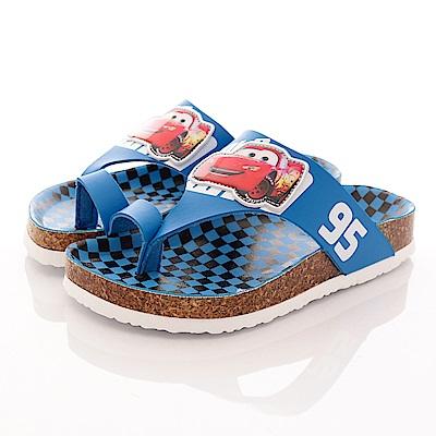 迪士尼童鞋-麥坤夾腳涼鞋款-FI54723藍(中小童段)T1