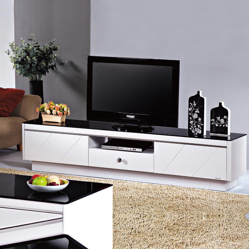 現代風 塞爾瑪6尺電視櫃-180x35x40cm