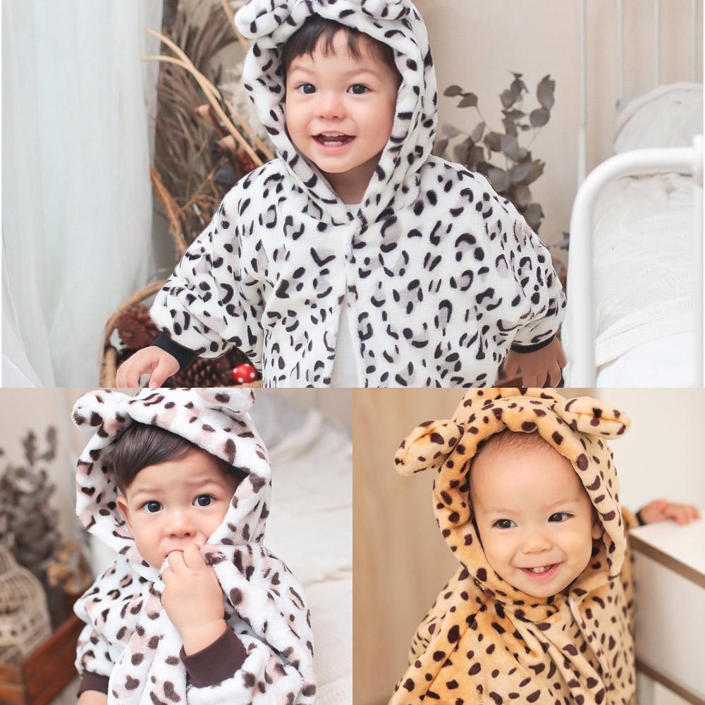 baby童衣 動物披風連帽外套 41320