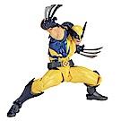 海洋堂 日空版 山口式 輪轉 005 漫威英雄 MARVEL X戰警 可動完成品 金鋼狼