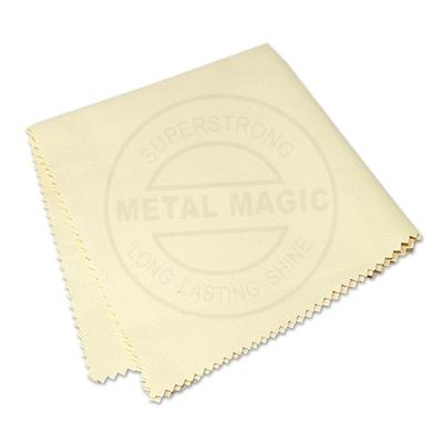 金屬魔法師-金屬銀飾珠寶基礎清潔亮光擦拭布