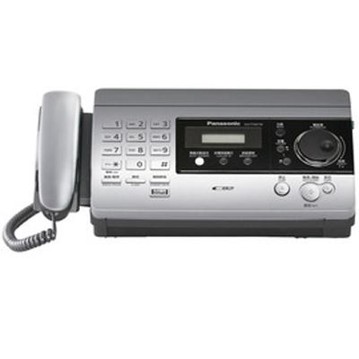 國際牌 Panasonic 感熱紙傳真機 KX-FT506TW 公司貨 閃亮銀色