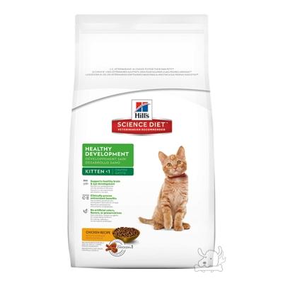 Hill's 希爾思 幼貓 均衡發育配方 乾糧 2公斤