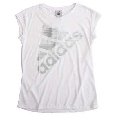 Adidas-愛迪達-GRAPHIC-短袖上衣-女