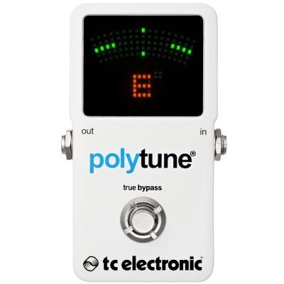 tc electronic Polytune 2 數位調音器