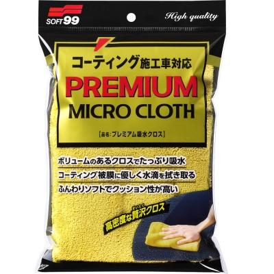 日本SOFT 99 特級吸水巾-快