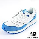 NEWBALANCE復古運動鞋女W530ECA藍白色