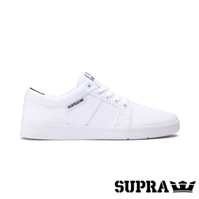 SUPRA Cuba系列男鞋-白