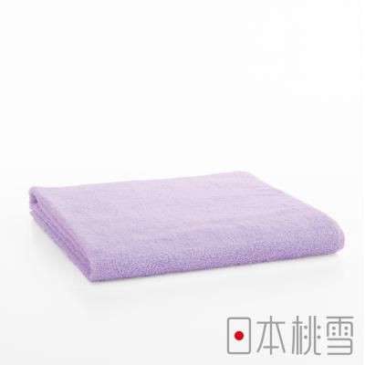 日本桃雪飯店毛巾-紫丁香