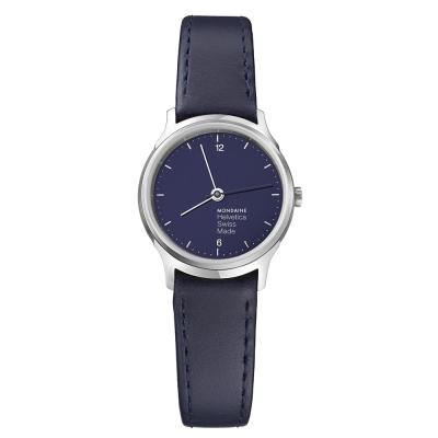 MONDAINE 瑞士國鐵設計系列限量腕錶 - 海軍藍 / 26mm