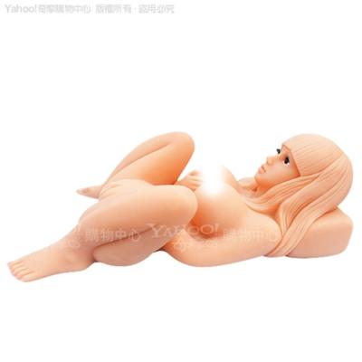 安琪娜女神 1:1比例大型矽膠娃娃-14KG(贈潤滑液1000ml+保養粉)