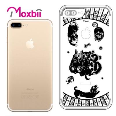 Moxbii iPhone 7 Plus 5.5吋 simpOcase光雕殼-狗...