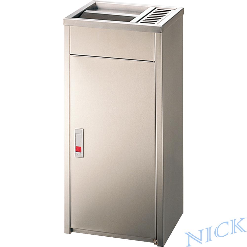 【NICK】中型不鏽鋼清潔箱_一煙灰缸