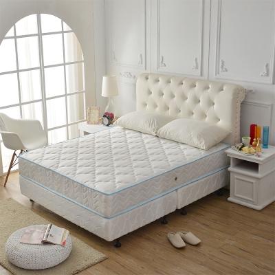 Ally愛麗乳膠經典藍 高澎度防潑水獨立筒床墊 單人3.5尺