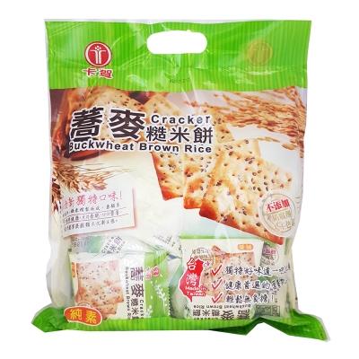 卡賀 蕎麥糙米餅(300g)