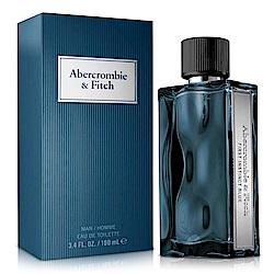 Abercrombie & Fitch 湛藍男性淡香水100ml