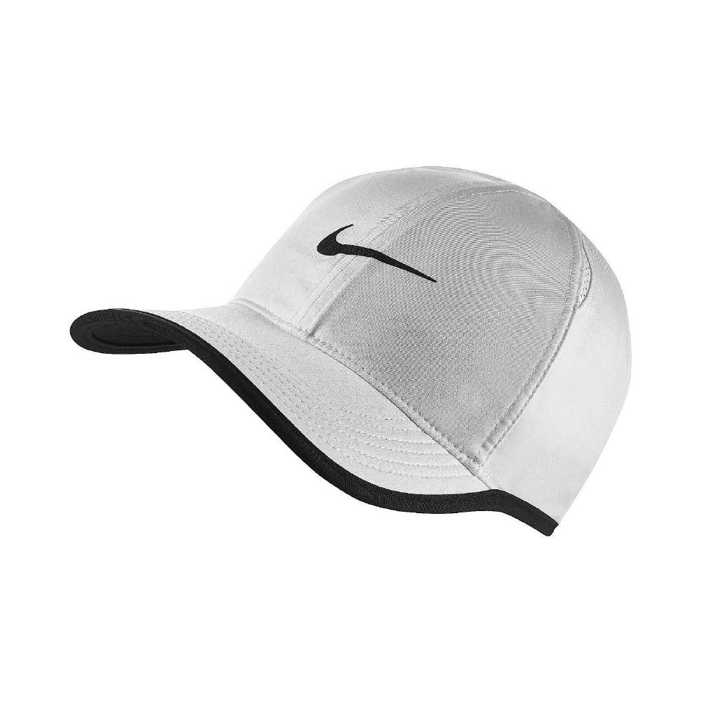 Nike FeatherLight Cap 白黑 帽子
