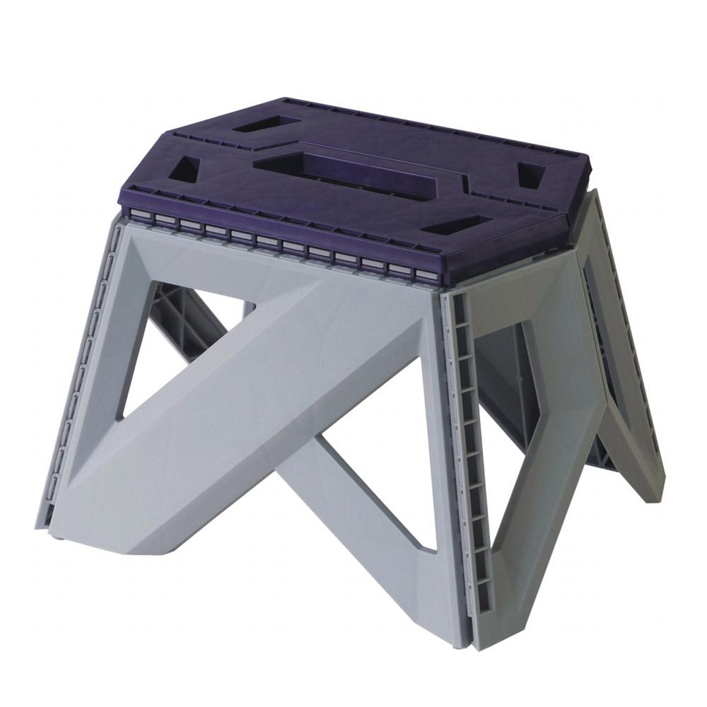 創意達人金剛止滑摺合椅(小)4入