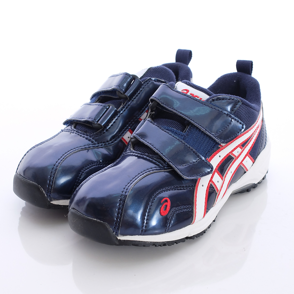亞瑟士SUKU2機能鞋-復古經典款-42-5001藍(中小童段)-N0